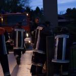 Übung zum Thema Hydranten